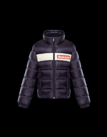 MONCLER SERVIERES - Biker jackets - men