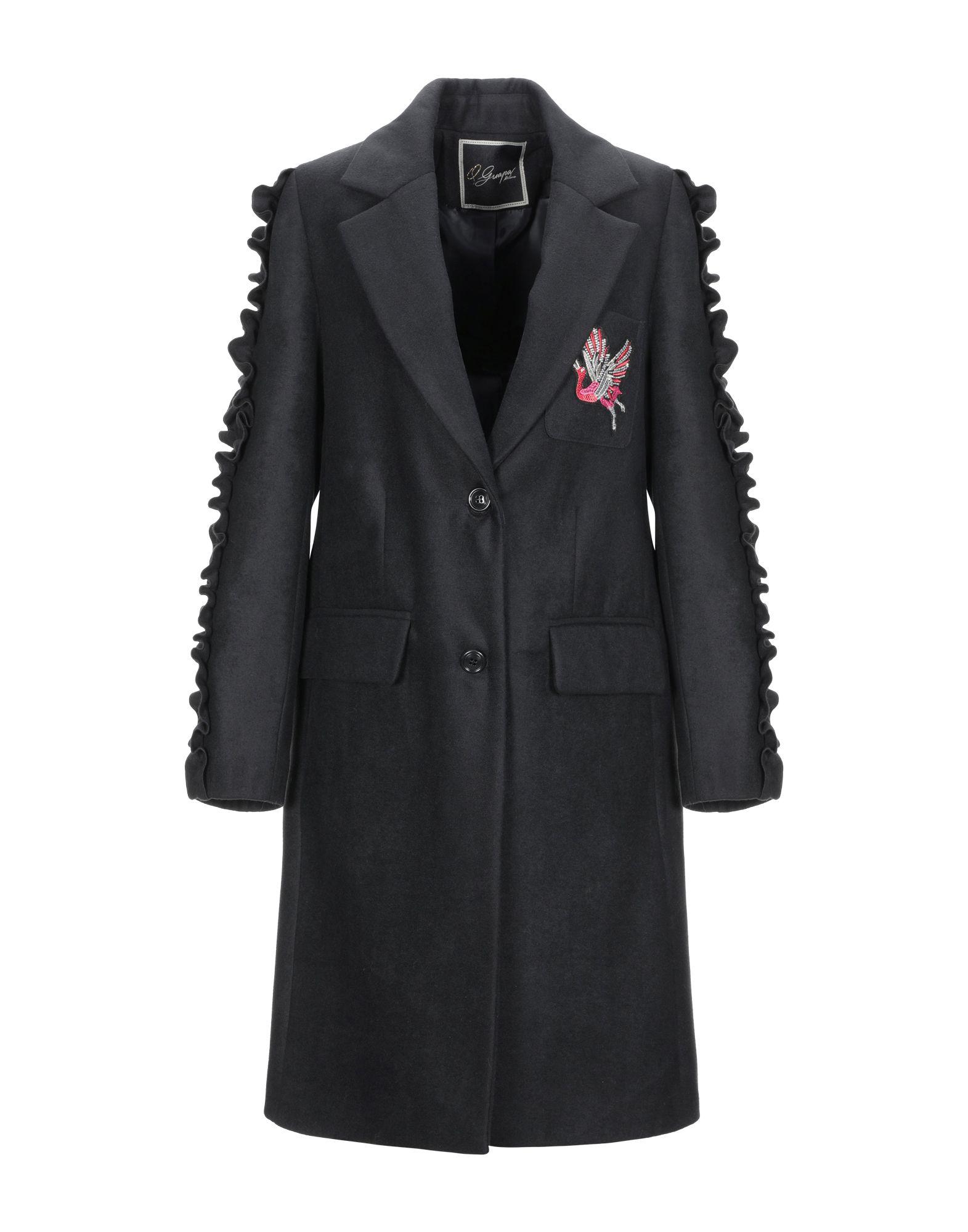 QUEGUAPA Пальто queguapa короткое платье