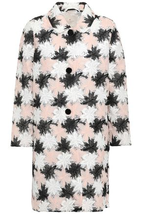 KATE SPADE New York Guipure lace coat