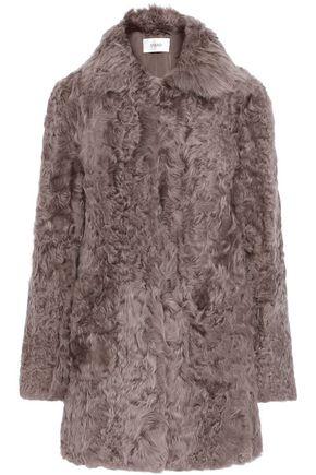 STAND STUDIO Alexa shearling coat