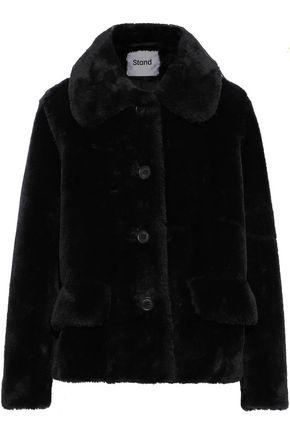STAND STUDIO Noemie faux fur coat