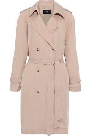 LINE Tencel-twill trench coat