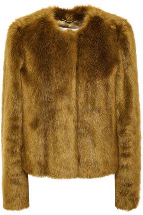 STAND STUDIO Faux fur jacket