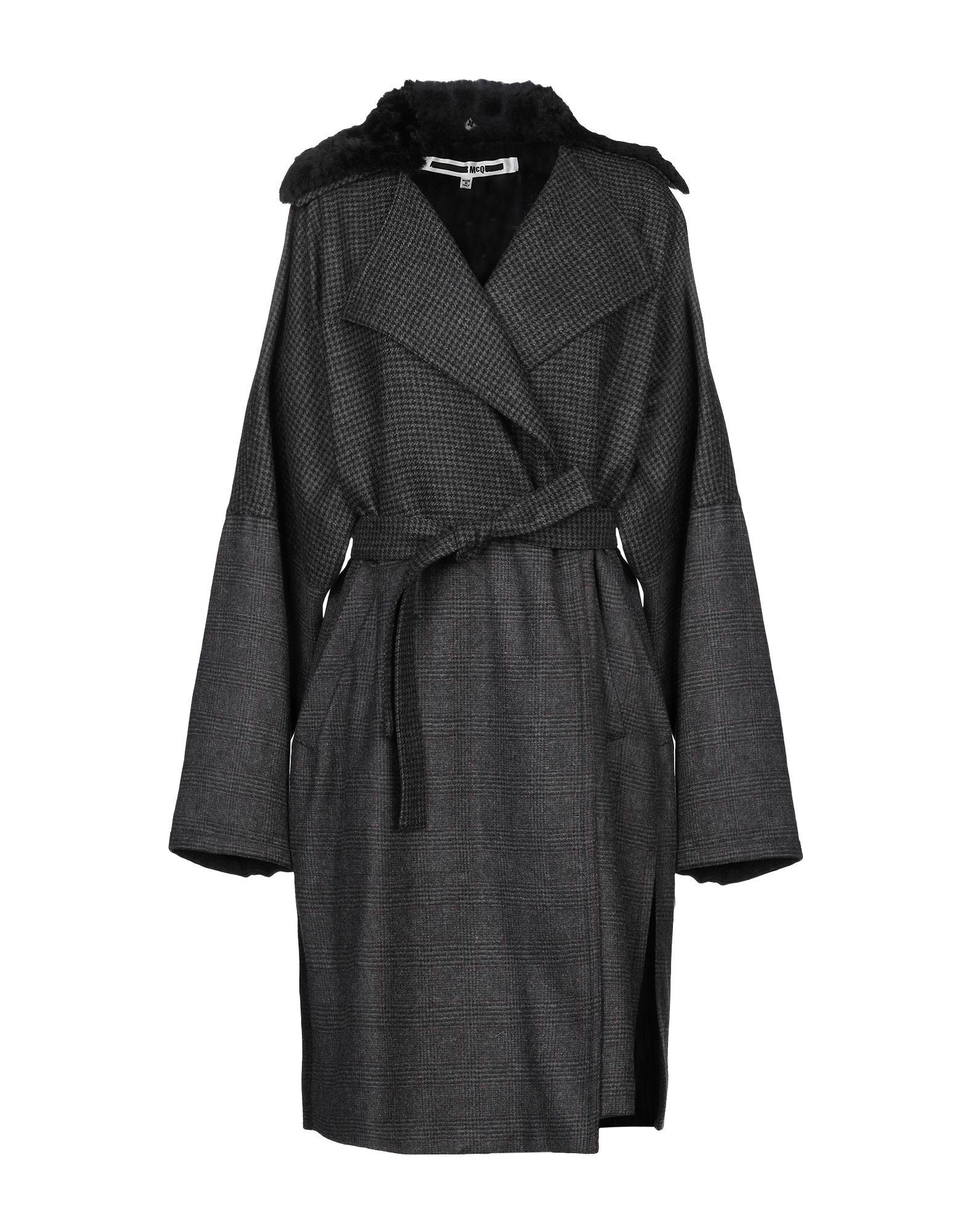 McQ Alexander McQueen Пальто ремень mcq ремень