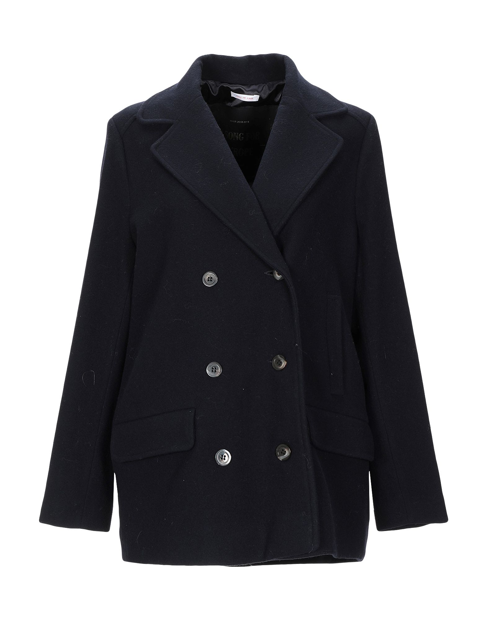 купить JUST IN CASE Пальто дешево