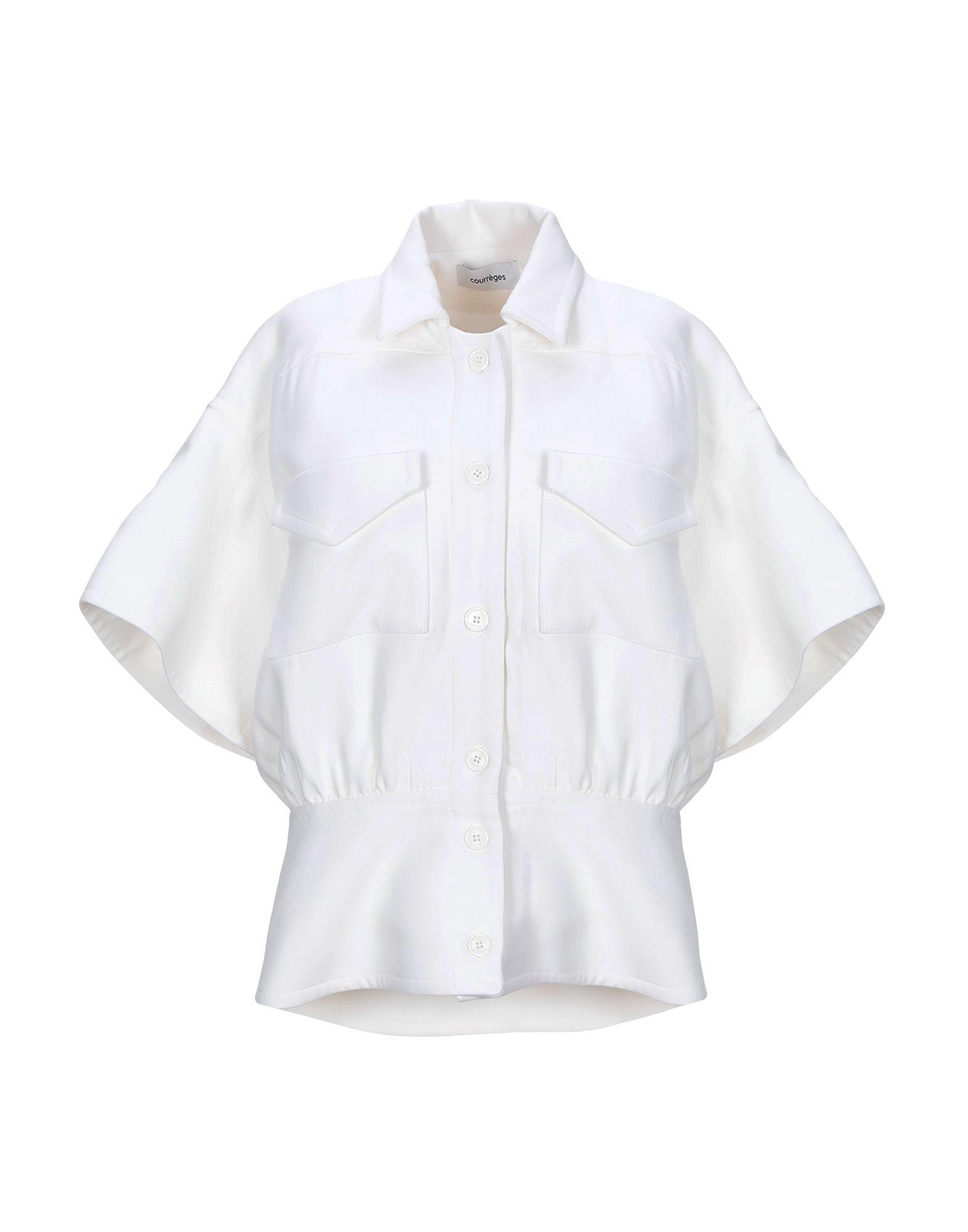 COURRÈGES Пиджак courrèges пиджак