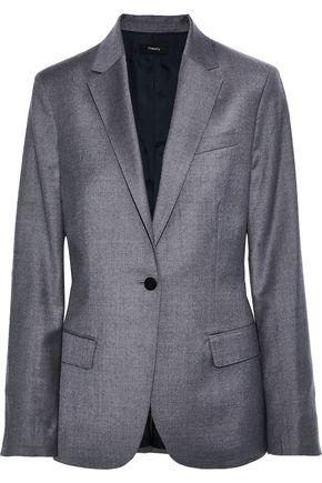THEORY Wool-twill blazer