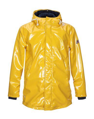 Купить Мужскую куртку  желтого цвета