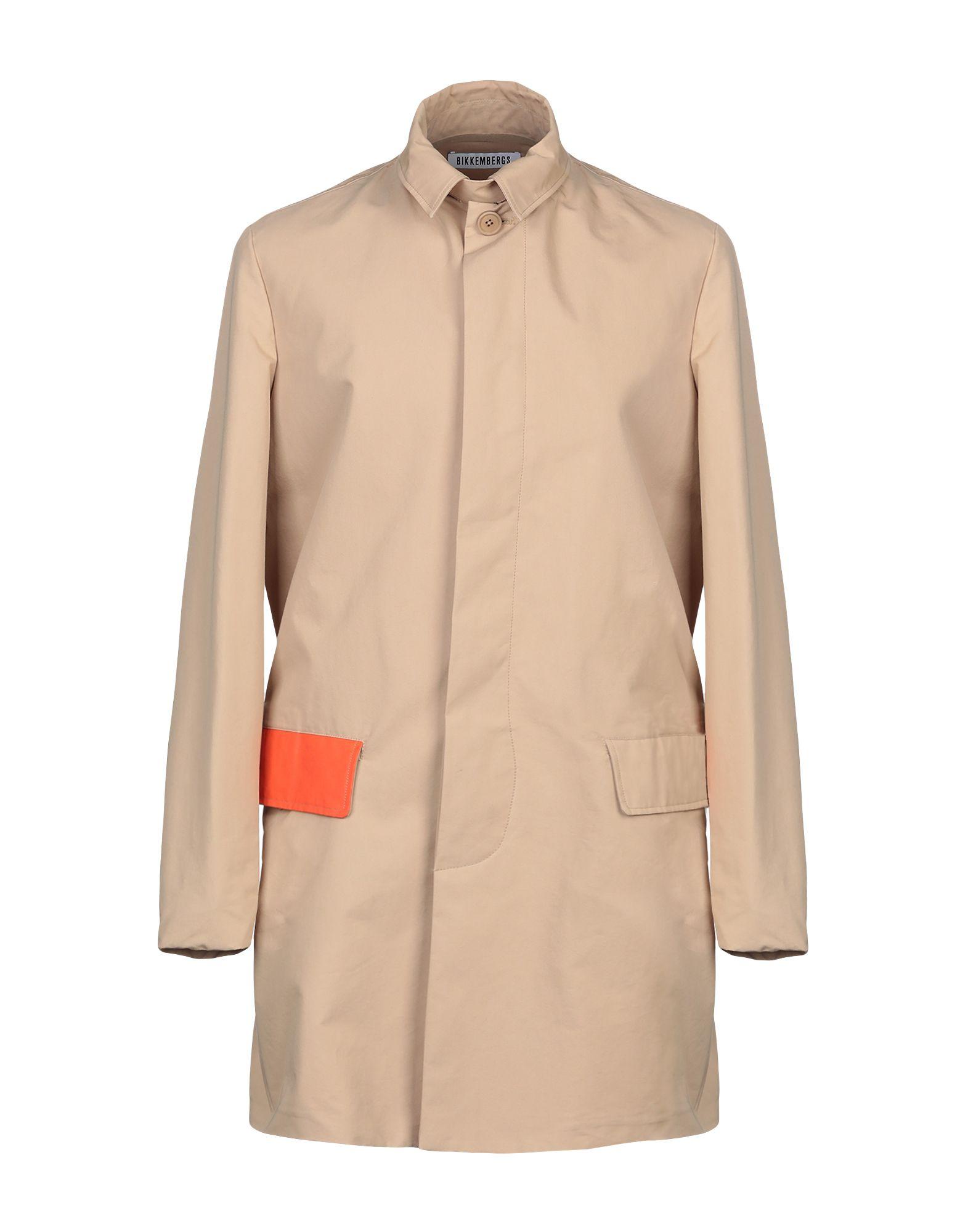 BIKKEMBERGS Легкое пальто