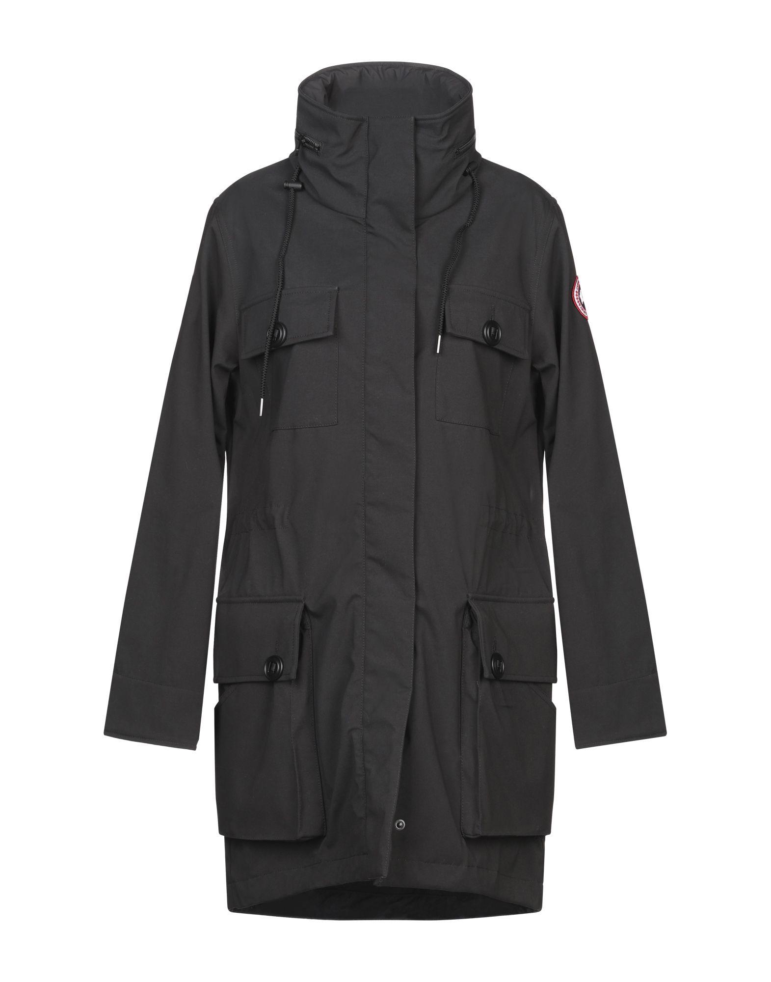 цена CANADA GOOSE Легкое пальто онлайн в 2017 году