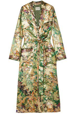 ETRO Silk-blend jacquard jacket