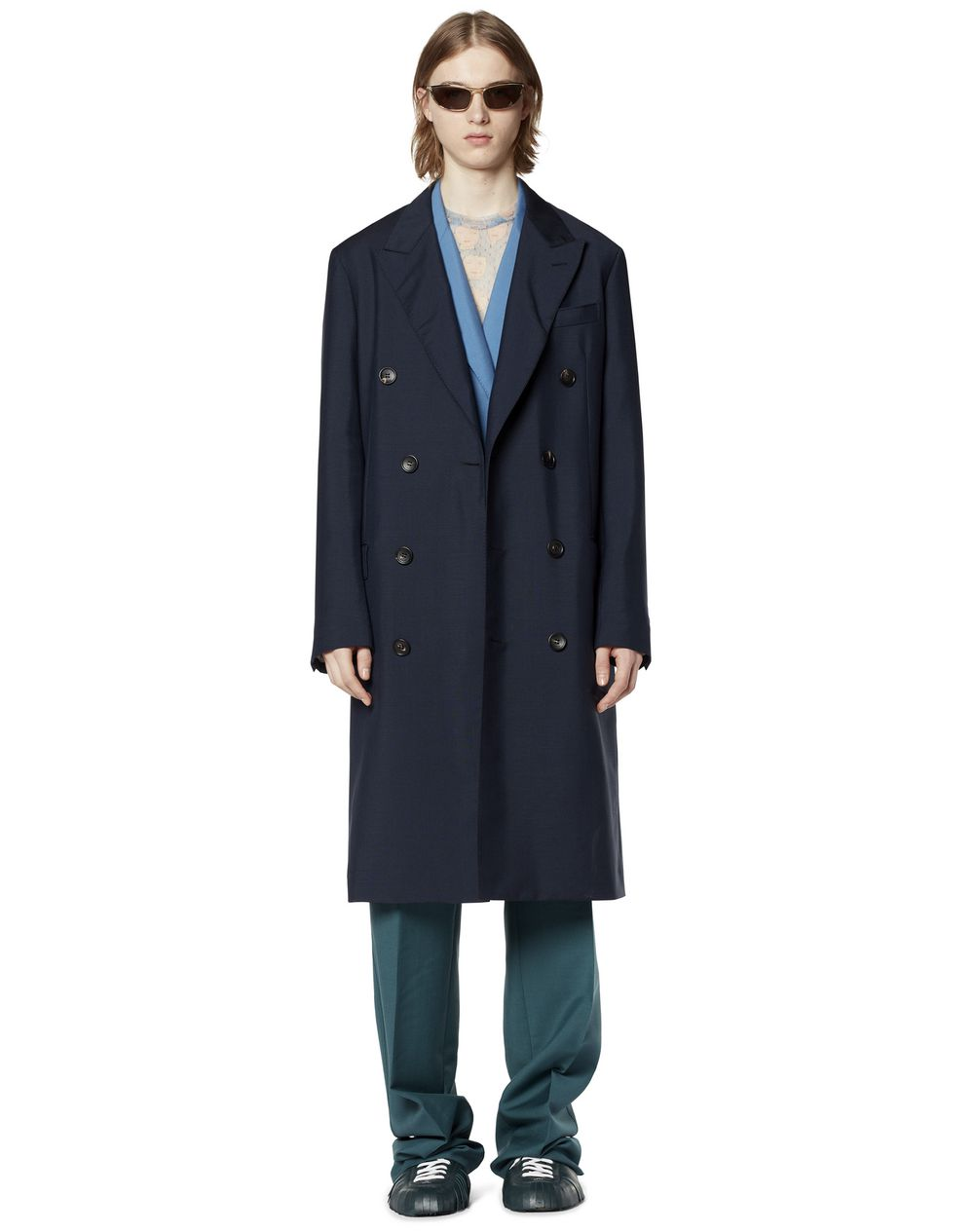 LONG TAILORED COAT - Lanvin