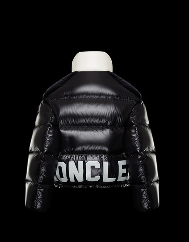 CHOUELLE Black Short Down Jackets