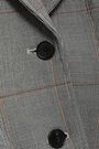 3.1 PHILLIP LIM Prince of Wales checked wool-blend blazer