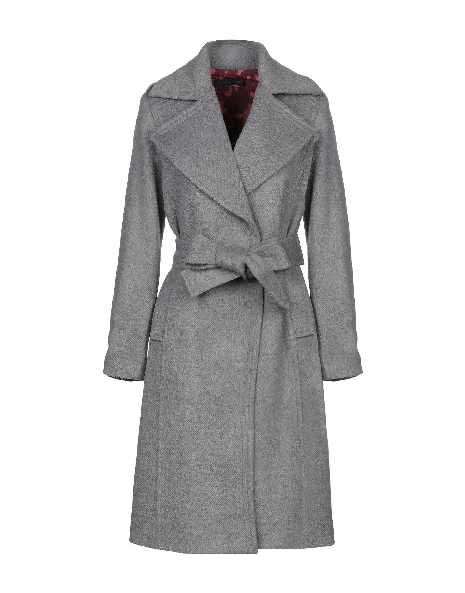MAGAZZINI DEL SALE Пальто magazzini del sale короткое платье