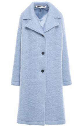 McQ Alexander McQueen Brushed wool-blend coat