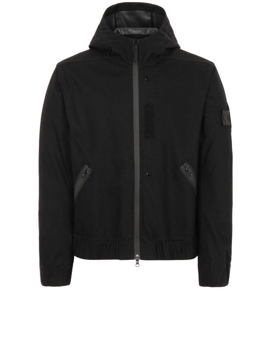 ЛЕГКАЯ КУРТКА Q0201 HOODED JACKET STONE ISLAND SHADOW PROJECT - 0