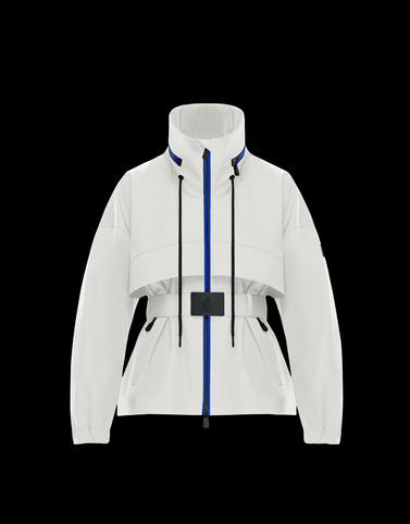 COSNA White Category Overcoats