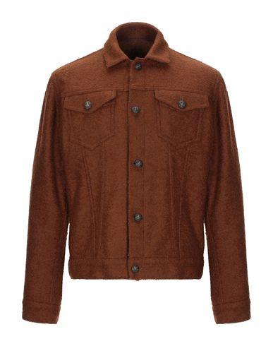 Фото - Мужскую куртку TAGLIATORE коричневого цвета