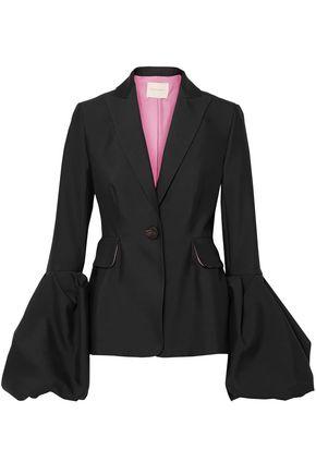 ROKSANDA Narika wool and silk-blend jacket