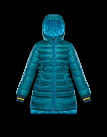 BOUCHET Emerald green Kids 4-6 Years - Girl