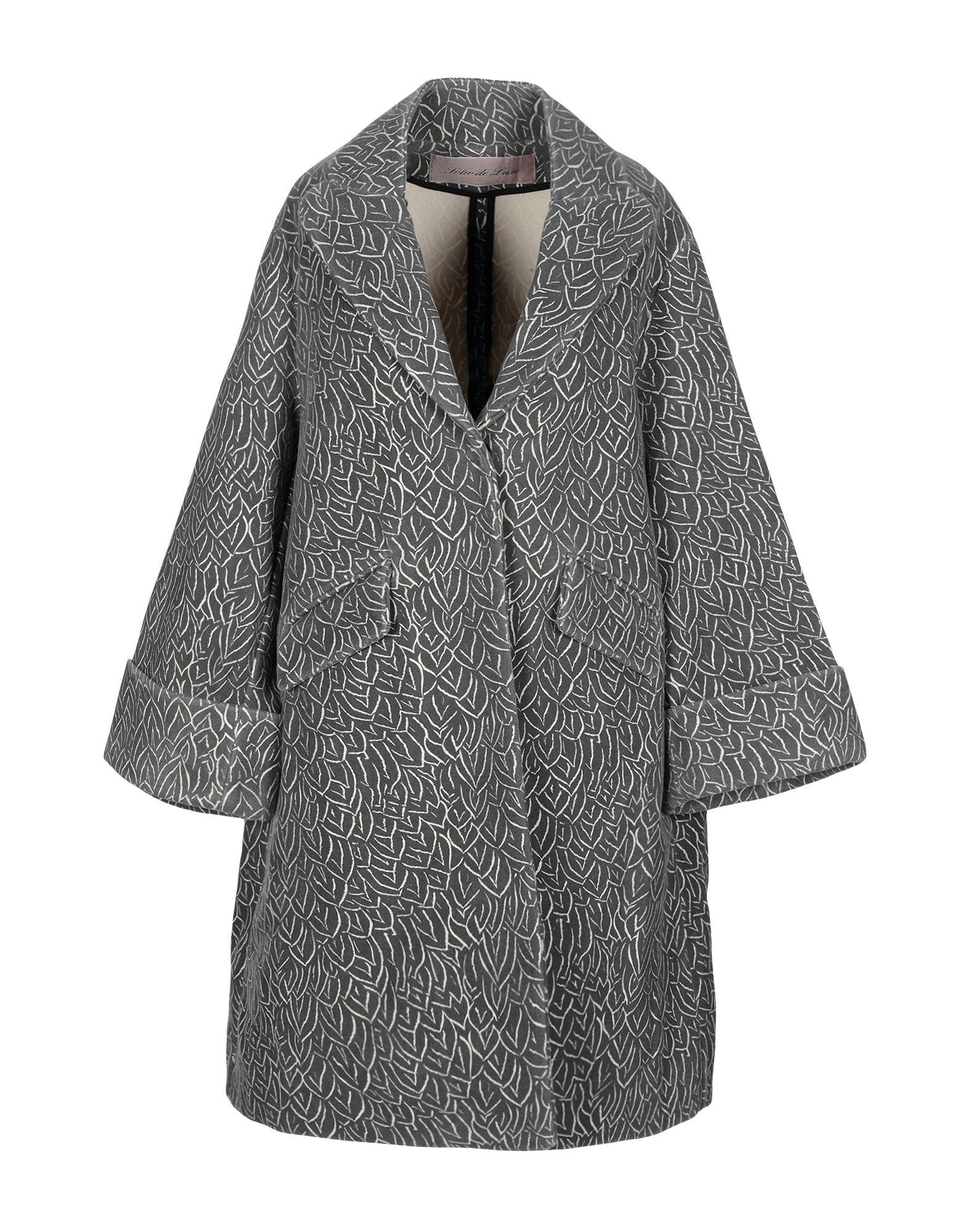 SOHO DE LUXE Пальто цена