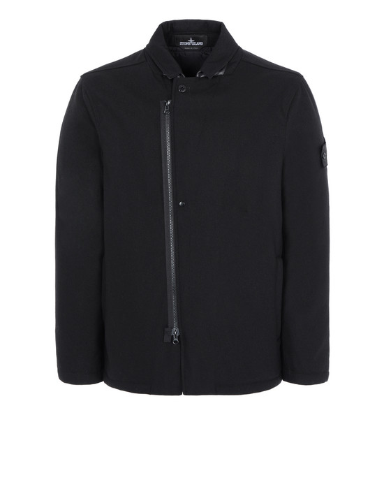 STONE ISLAND SHADOW PROJECT A0101 INSULATED BLAZER Blazer Man Black