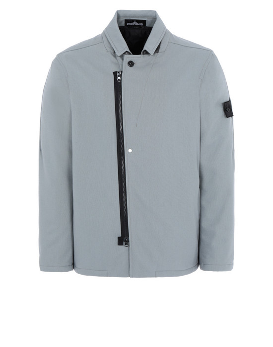 STONE ISLAND SHADOW PROJECT A0101 INSULATED BLAZER Blazer Herr Perlgrau