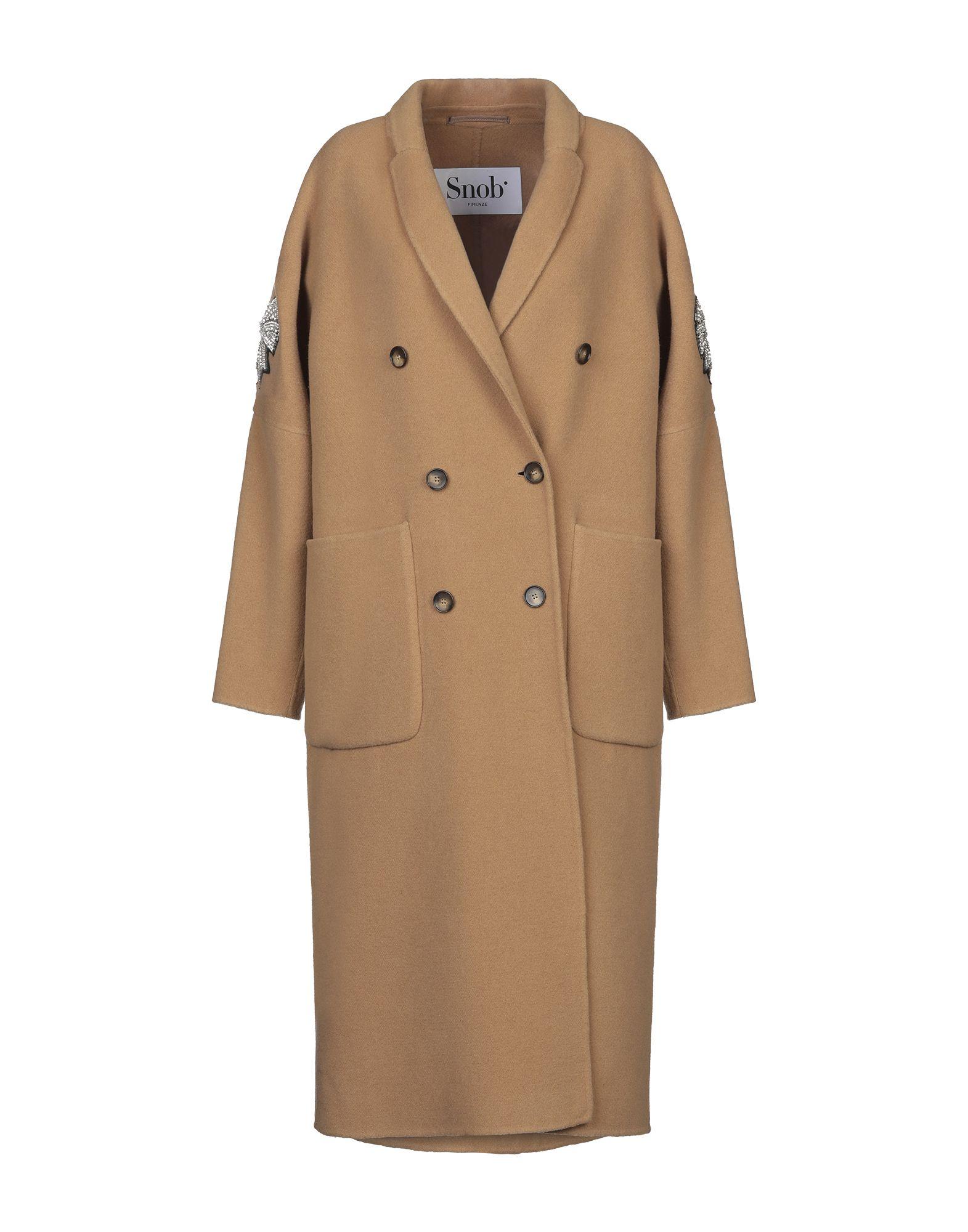 SNOB˚ FIRENZE Пальто