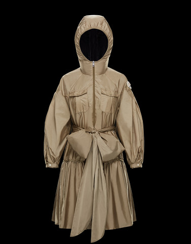 MONCLER ELLEN - Raincoats - women