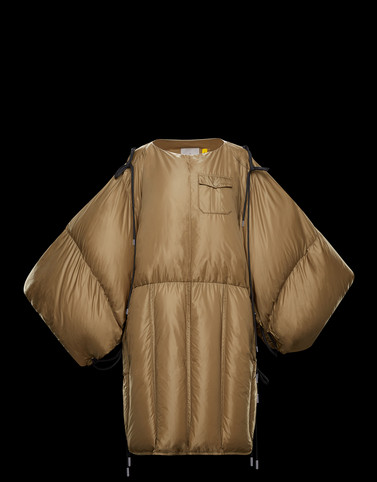 GHERYL Camel Jackets Woman