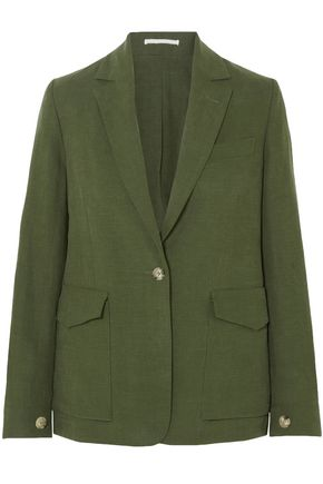 GOLDEN GOOSE DELUXE BRAND Saturnia linen blazer