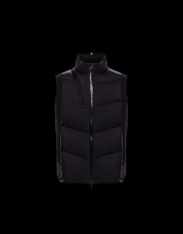 JACOT Colore Nero Categoria Gilet