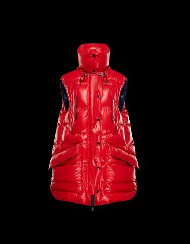 MYRA Red View all Outerwear