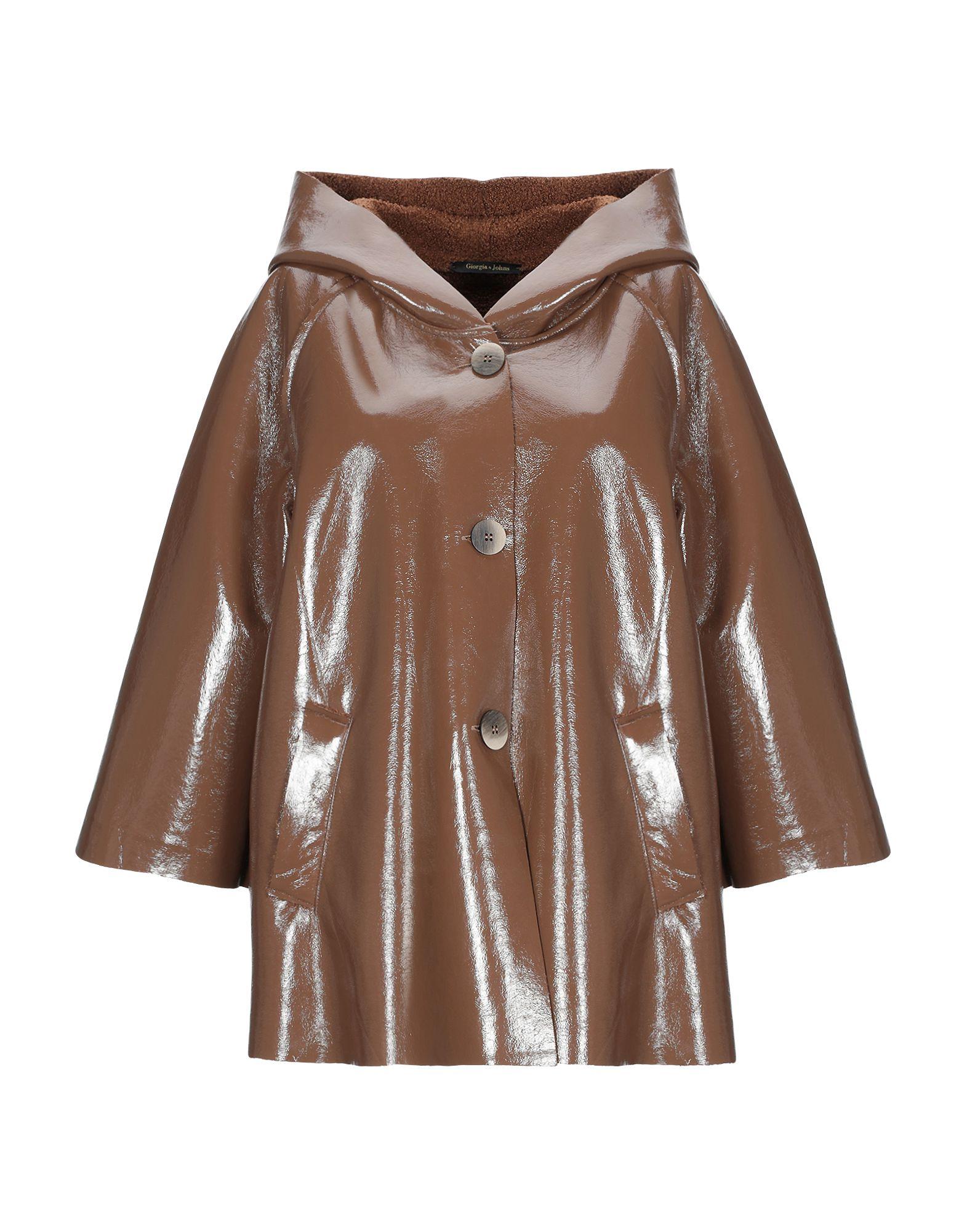 купить GIORGIA & JOHNS Пальто онлайн