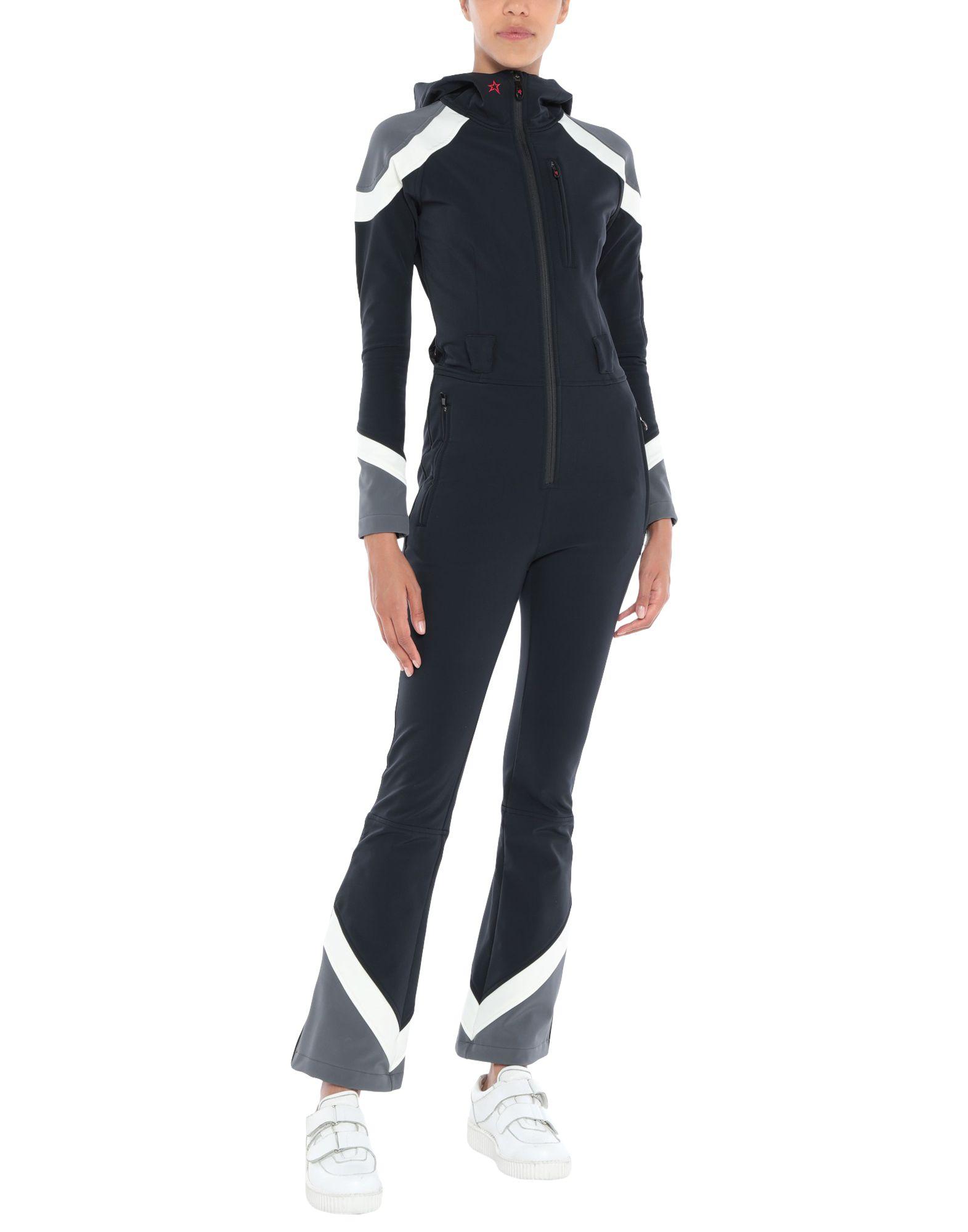 《セール開催中》PERFECT MOMENT レディース スキーウェア ブラック M ナイロン 89% / ポリウレタン 11%