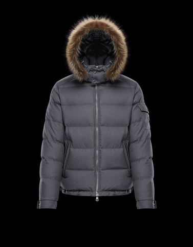 ALLEMAND Grey Down Jackets