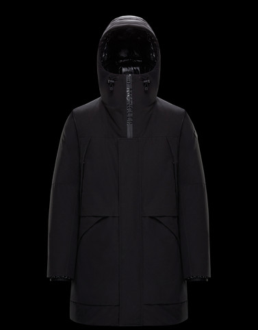 FORSTER Black Category Parka