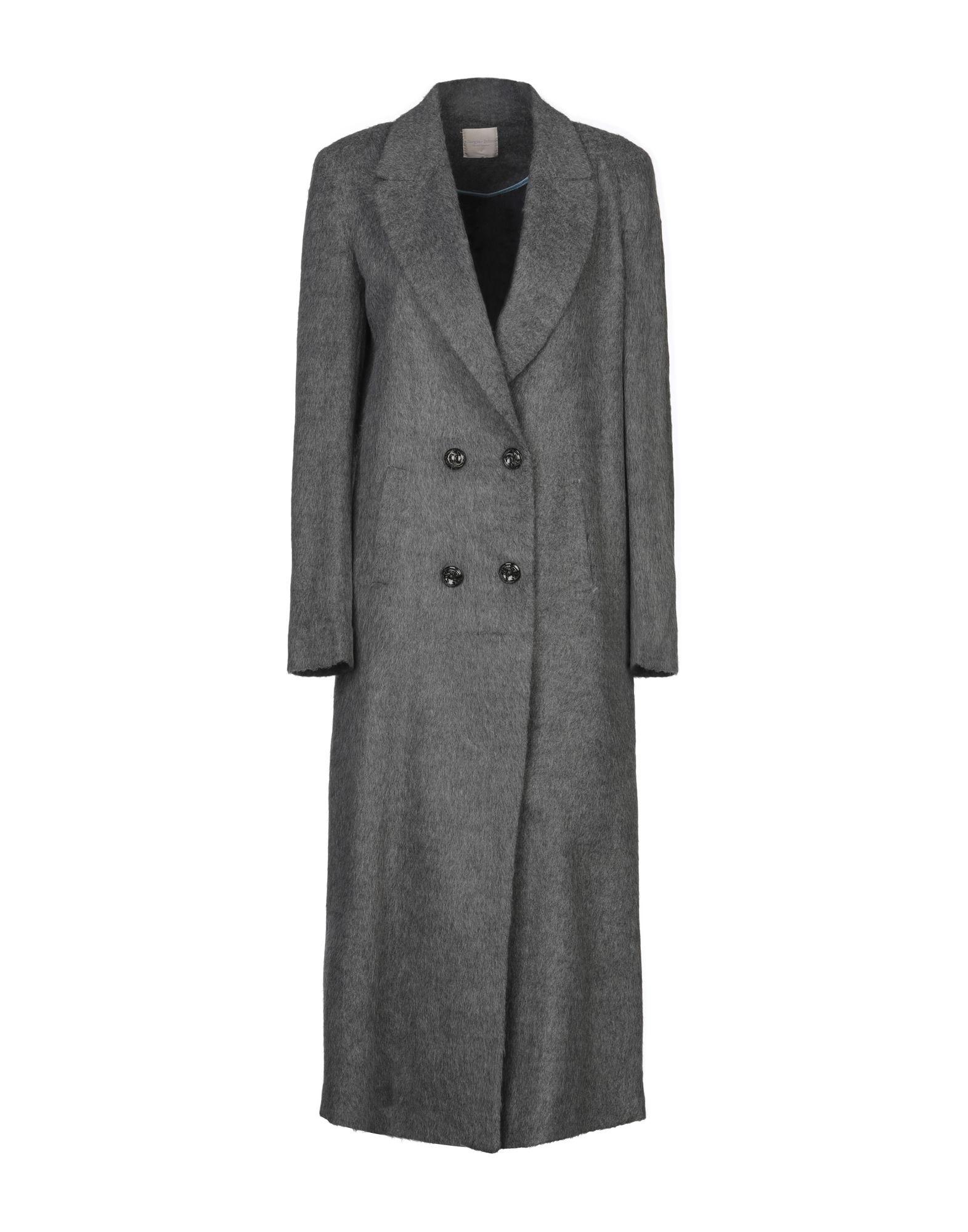 цены на GIORGIA & JOHNS Пальто  в интернет-магазинах