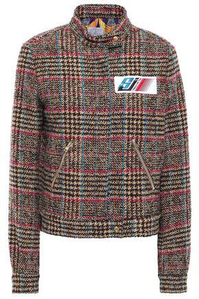 STELLA JEAN Wool-blend bouclé-tweed jacket