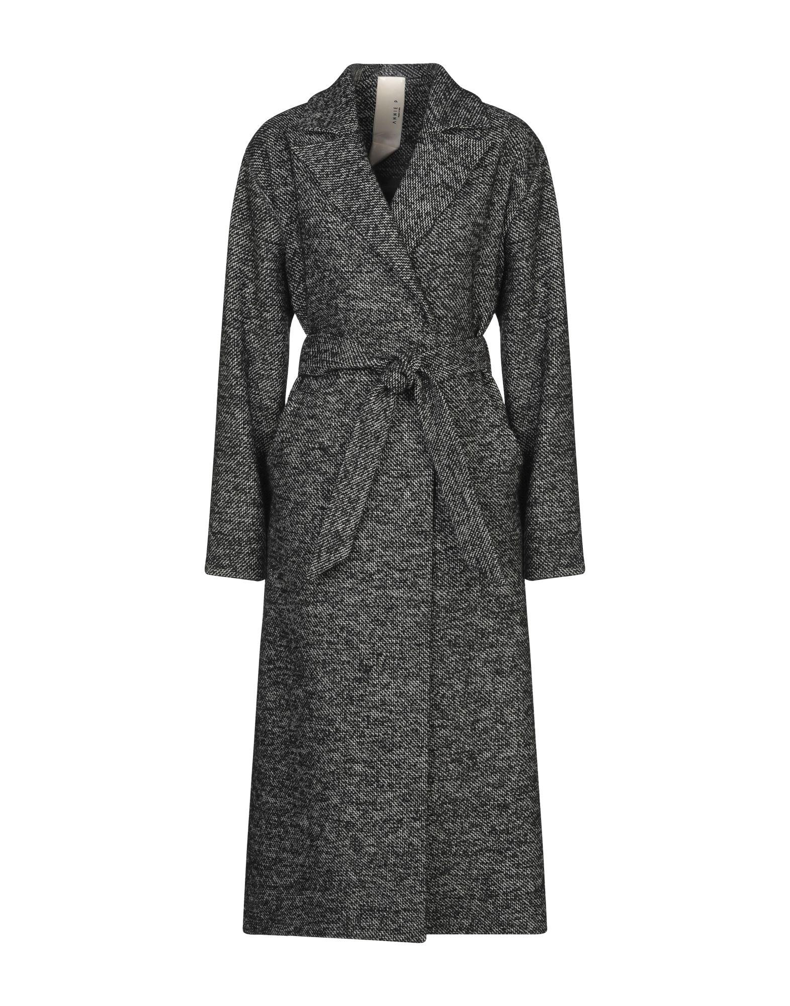 цена ANNIE P. Пальто онлайн в 2017 году