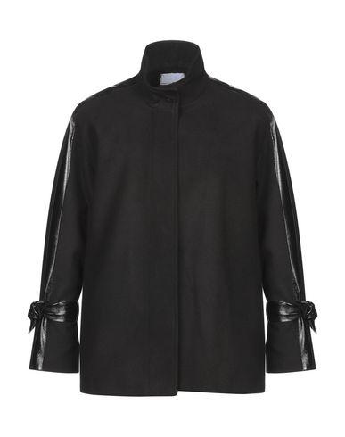 Фото - Женское пальто или плащ FABRICATION GÉNÉRAL Paris черного цвета