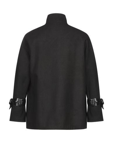 Фото 2 - Женское пальто или плащ FABRICATION GÉNÉRAL Paris черного цвета