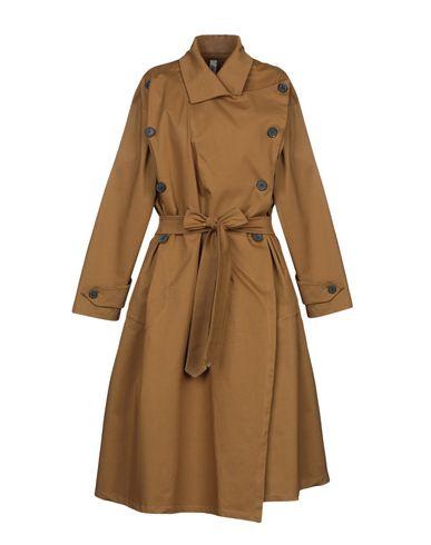 Фото - Легкое пальто от SOUVENIR коричневого цвета