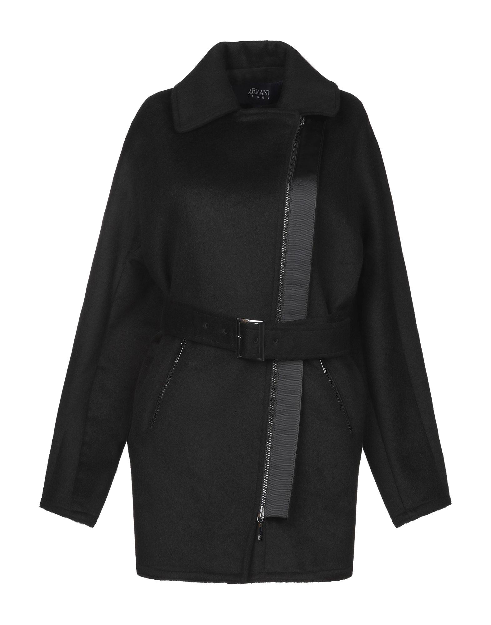 купить ARMANI JEANS Пальто по цене 19550 рублей
