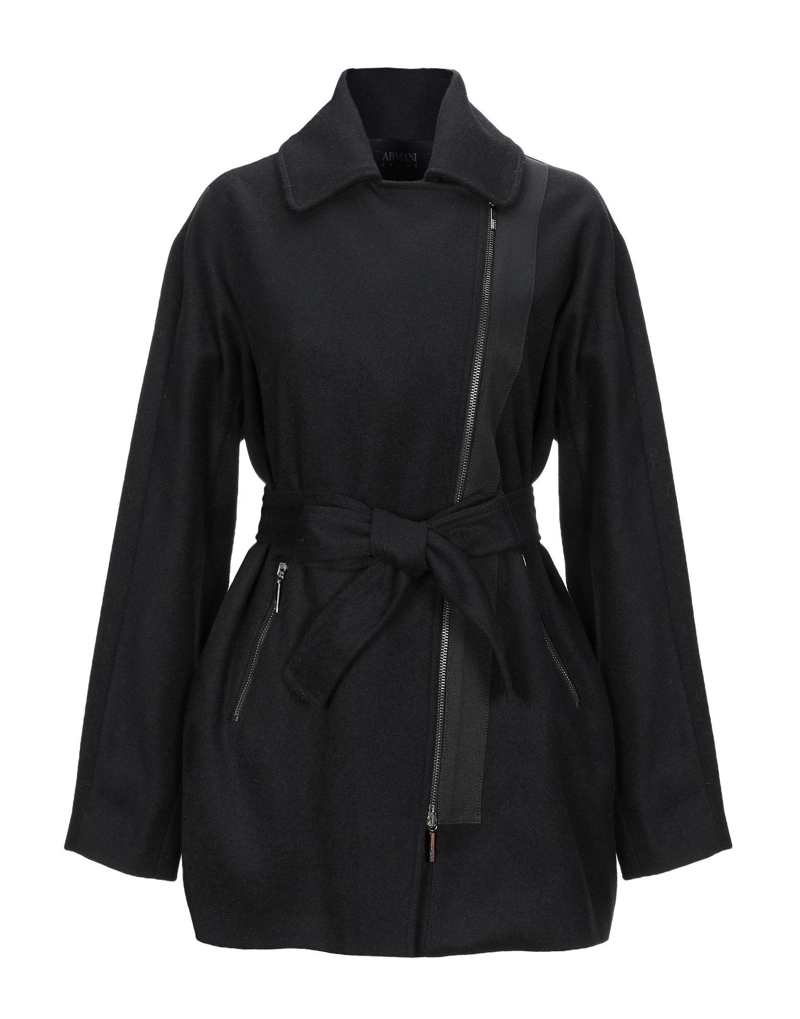 купить ARMANI JEANS Легкое пальто по цене 23500 рублей