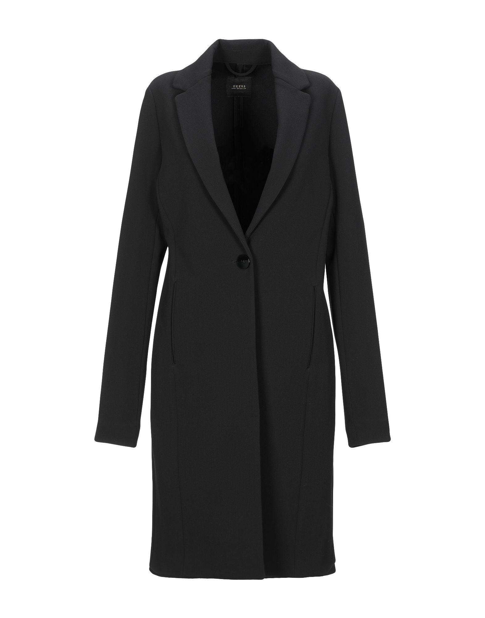 купить GUESS Легкое пальто дешево