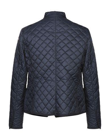 Фото 2 - Мужскую куртку HISTORIC темно-синего цвета