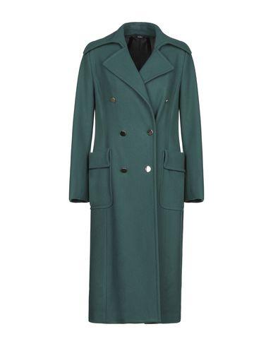 Купить Женское пальто или плащ CARLA G. изумрудно-зеленого цвета