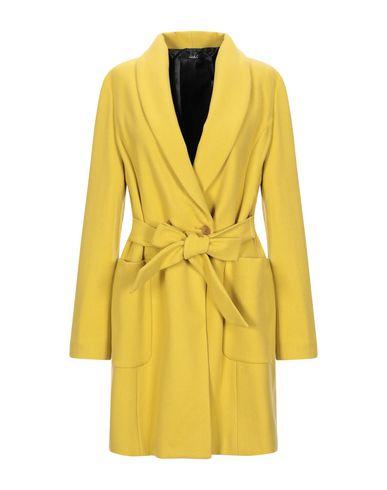 Купить Женское пальто или плащ CARLA G. кислотно-зеленого цвета